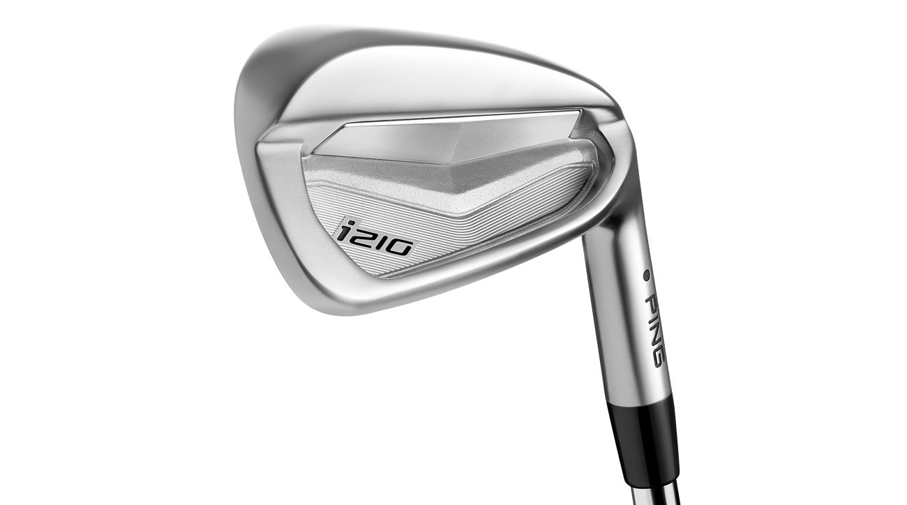 New Ping i210 irons