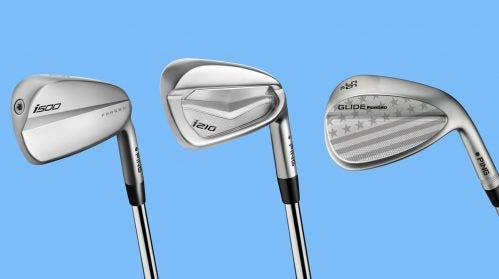 Ping i500 and i210 irons