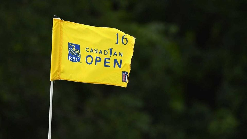 RBC Canadian Open total purse and winner's share.