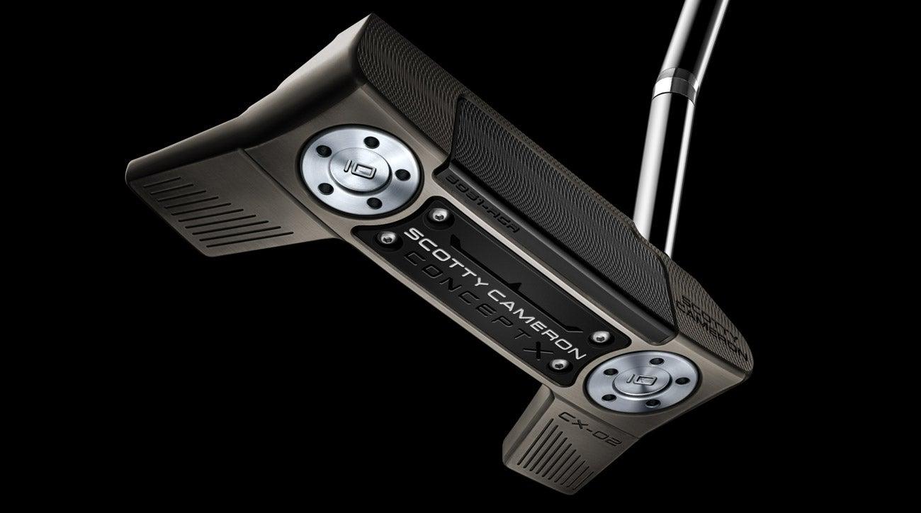 Scotty Cameron Concept X CX-02 putter
