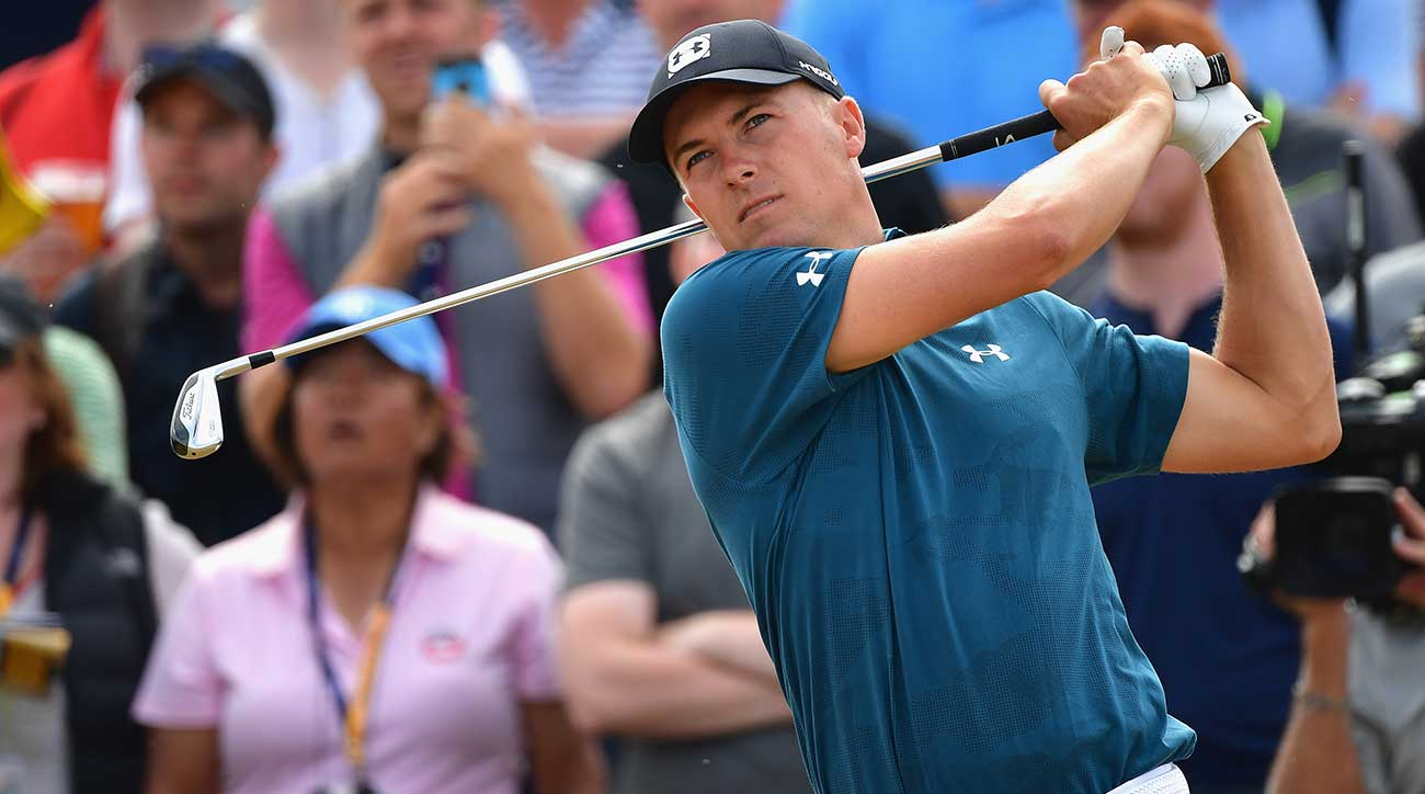 jordan spieth is rolling and has his sights on another major title