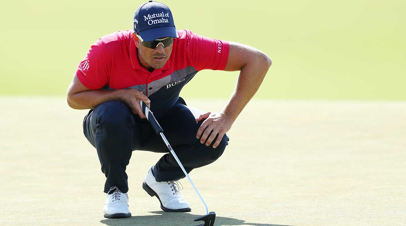 henrik stenson withdraws from scottish open with elbow injury