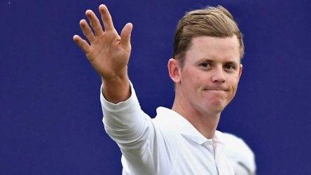 Brandon Stone at Scottish Open
