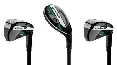 TaylorMade GAPR clubs