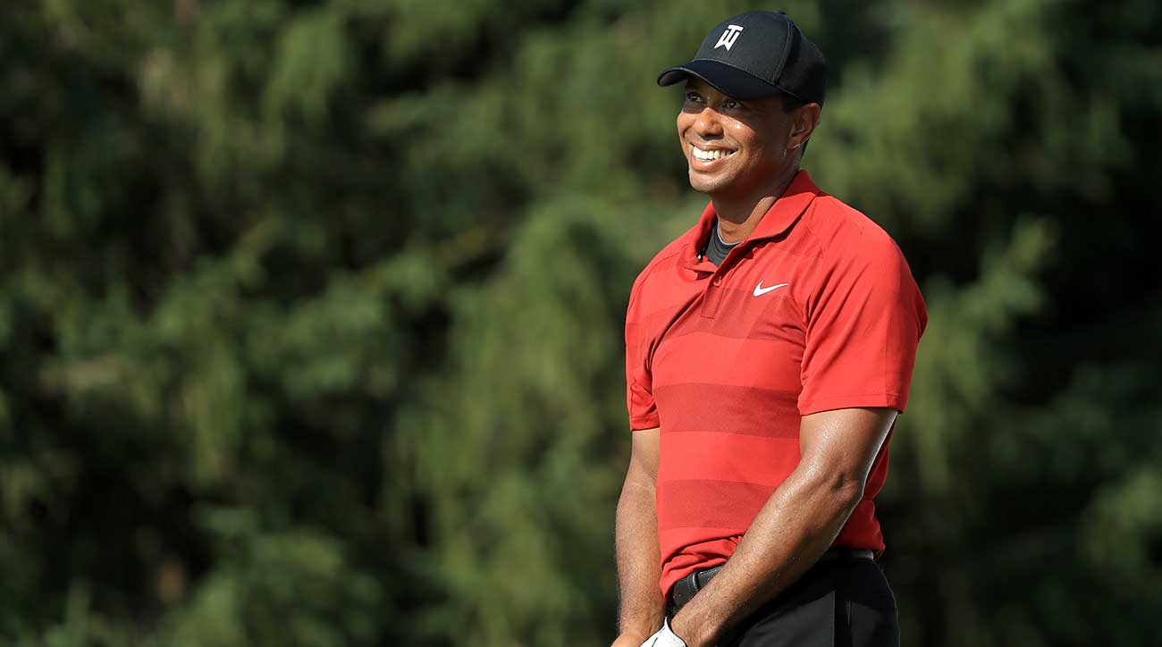 Tiger Woods Came Up Short On Sunday But In Some Ways He