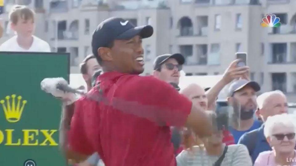 Tiger Woods, British Open