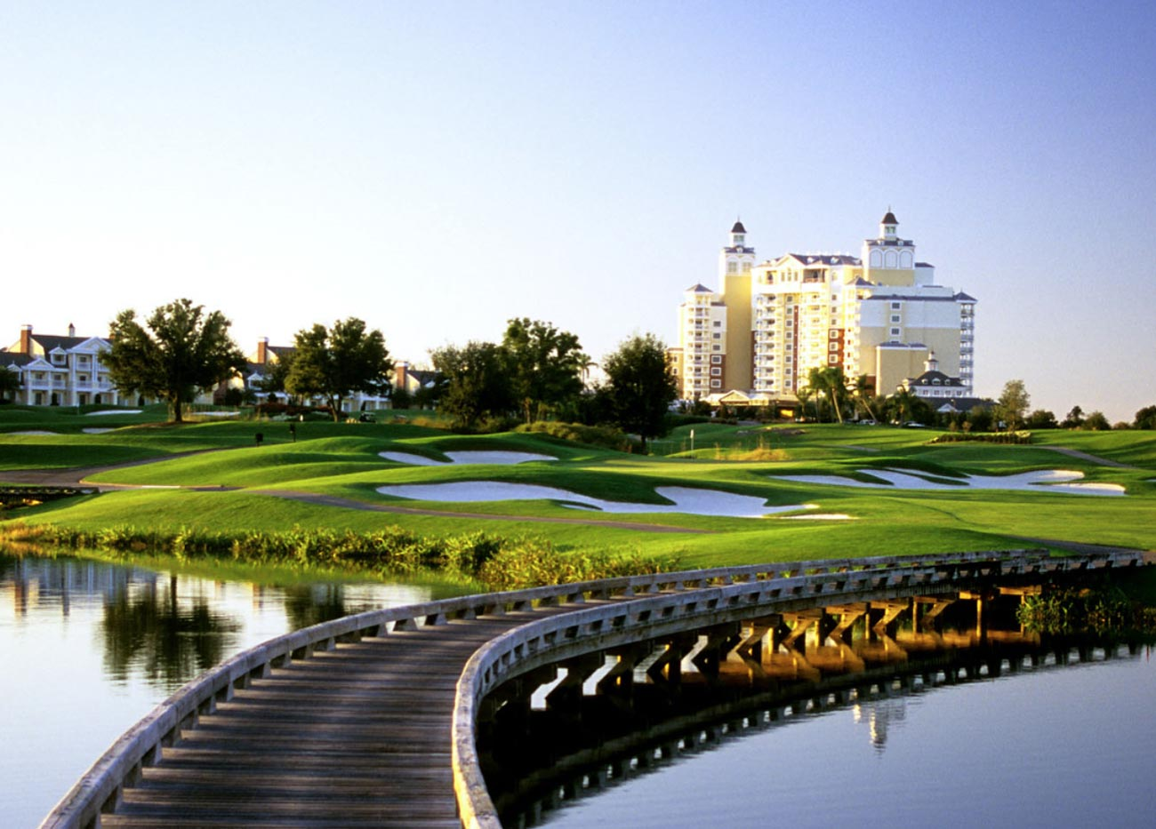 Top 100 golf resorts contest