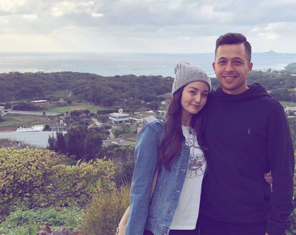 xander schauffele girlfriend u0026 39 s maya lowe  photos of the couple