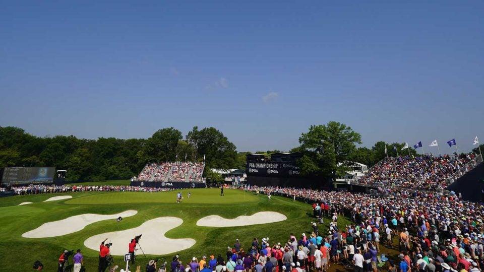 PGA Championship playoff