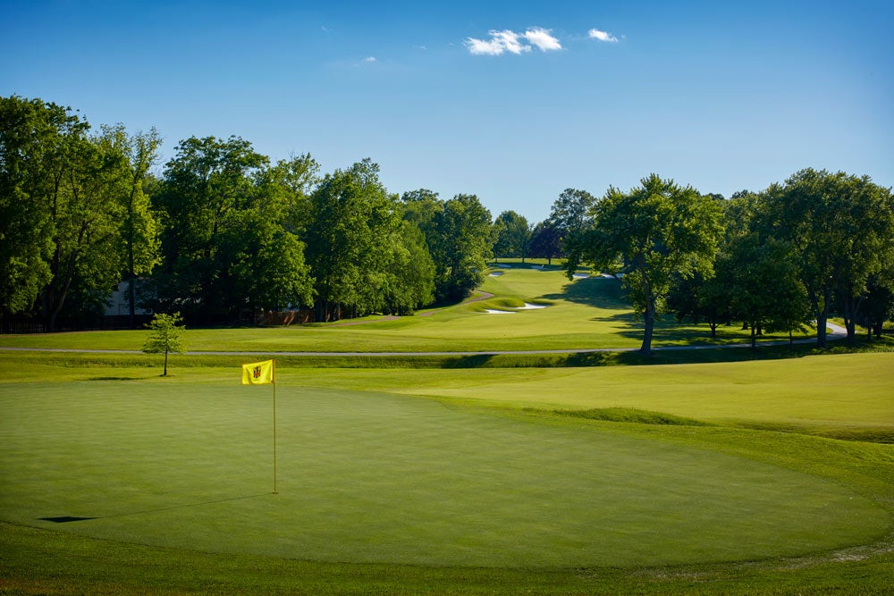 Bellerive Country Club, 2018 PGA Championship
