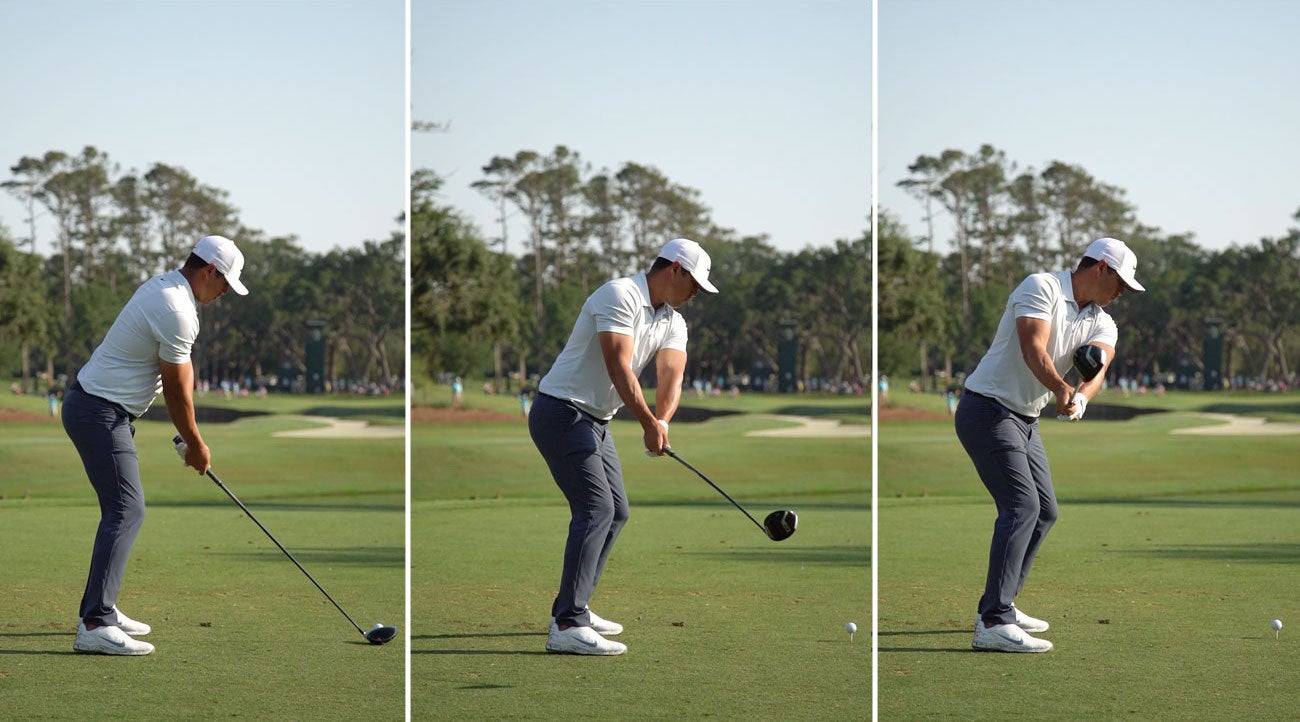 Brooks Koepka Frame By Frame Steal The Power Secrets Of A