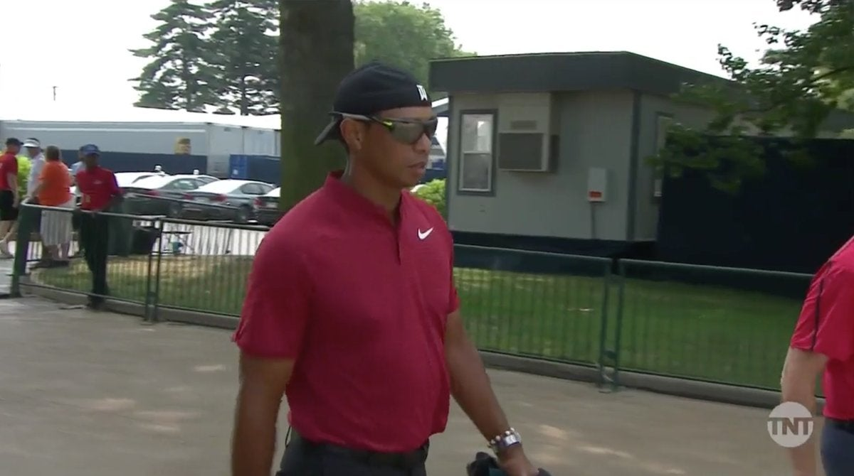 Tiger Woods in 'uncharted territory' after rising from rock bottom