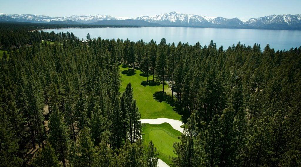 edgewood tahoe 15th hole