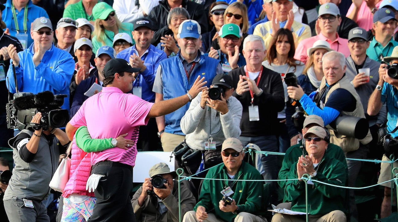 Masters: Patrick Reed's estranged family endures complex mix of emotions