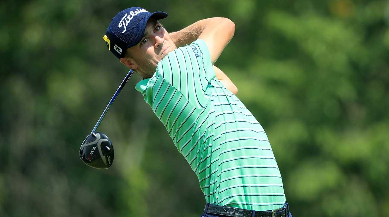 Justin Thomas won the WGC-Bridgestone to claim his first World Golf Championships title.