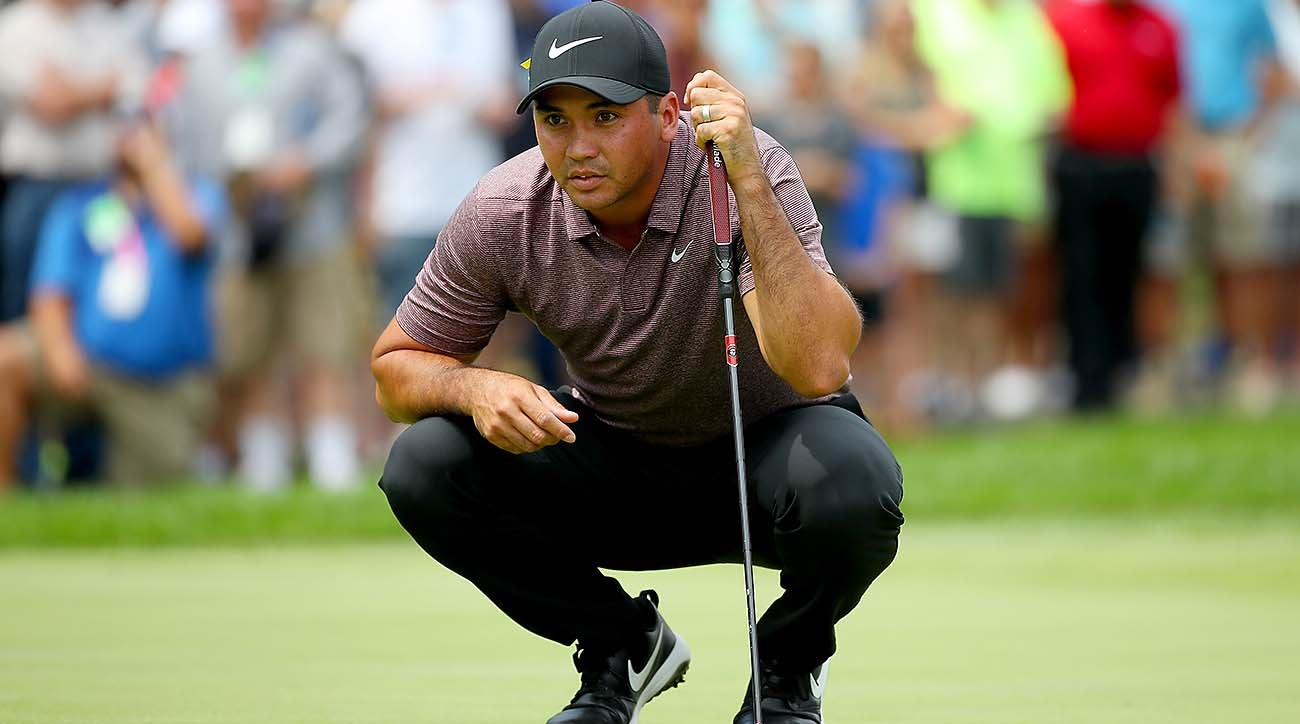 World Golf Championships-Bridgestone Invitational - Jason Day