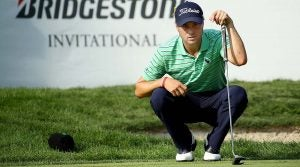 Justin Thomas, 2018 Bridgestone Invitational