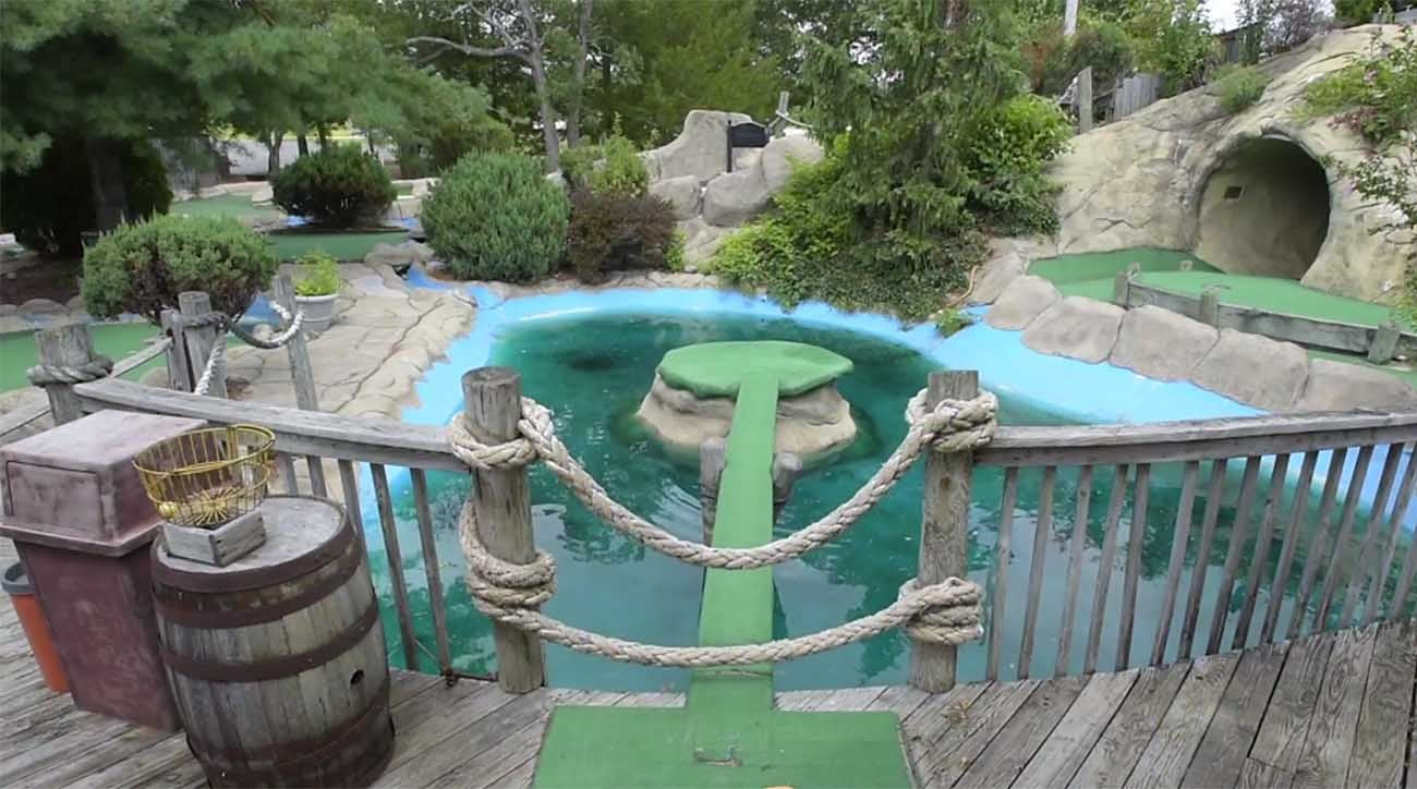 Watch Is This America S Toughest Miniature Golf Hole Golf