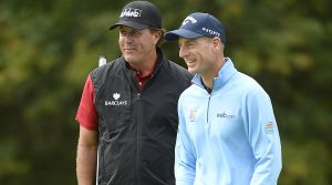 Phil Mickelson, Jim Furyk