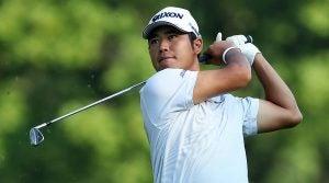 Hideki Matsuyama, 2018 PGA Championship