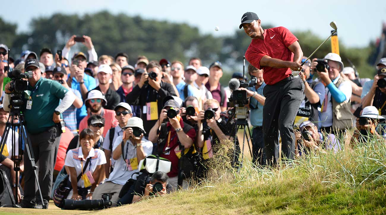 Tiger Woods has already eclipsed expectations with what he's accomplished this season.
