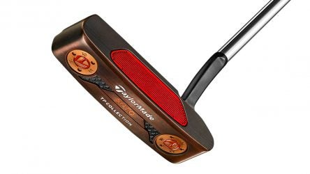 TaylorMade Black Copper Soto putter, ClubTest 2018