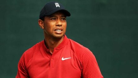 Tiger Woods Sunday Northern Trust