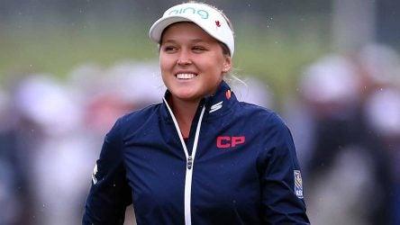 Brooke Henderson CP Women's Open