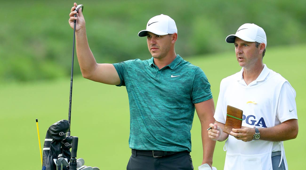 Donald Trump says PGA victor  Brooks Koepka is 'a man of steel'