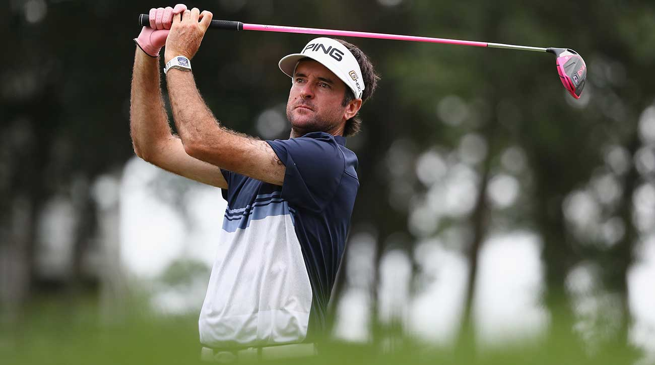 Can Bubba Watson bag his first PGA Championship?