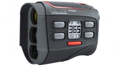 Vision Quest: Bushnell Hybrid GPS rangefinder