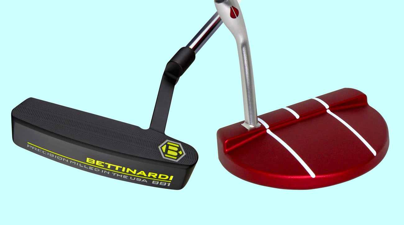 Bettinardi and Bloodline putters, Gear Guy