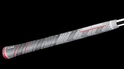 The Golf Pride MCC Plus4 Align grip.