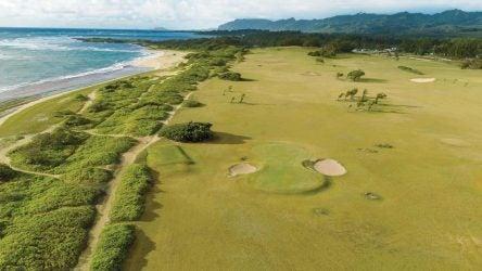 Kahuku Golf Course has the bones of a top-dollar dream-golf destination.