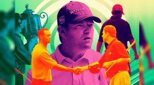 Shaun Micheel PGA Championship burden