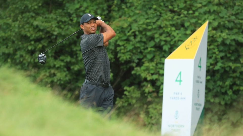 Follow Tiger Woods with our Northern Trust Live Blog.