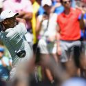 PGA Championship final round tee times, Tiger Woods