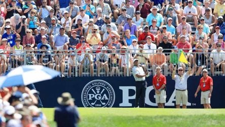 PGA Championship tee times round 3, Tiger Woods