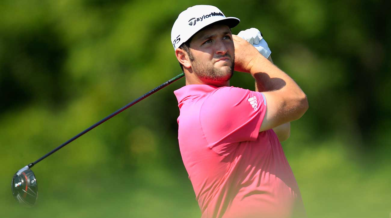 Bellerive might allow some low scores. Will Jon Rahm be among those who take advantage?