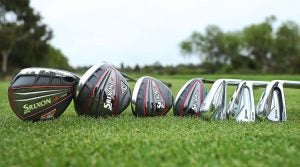 The new Srixon Z Series line features drivers, woods, hybrids, irons and utility irons.