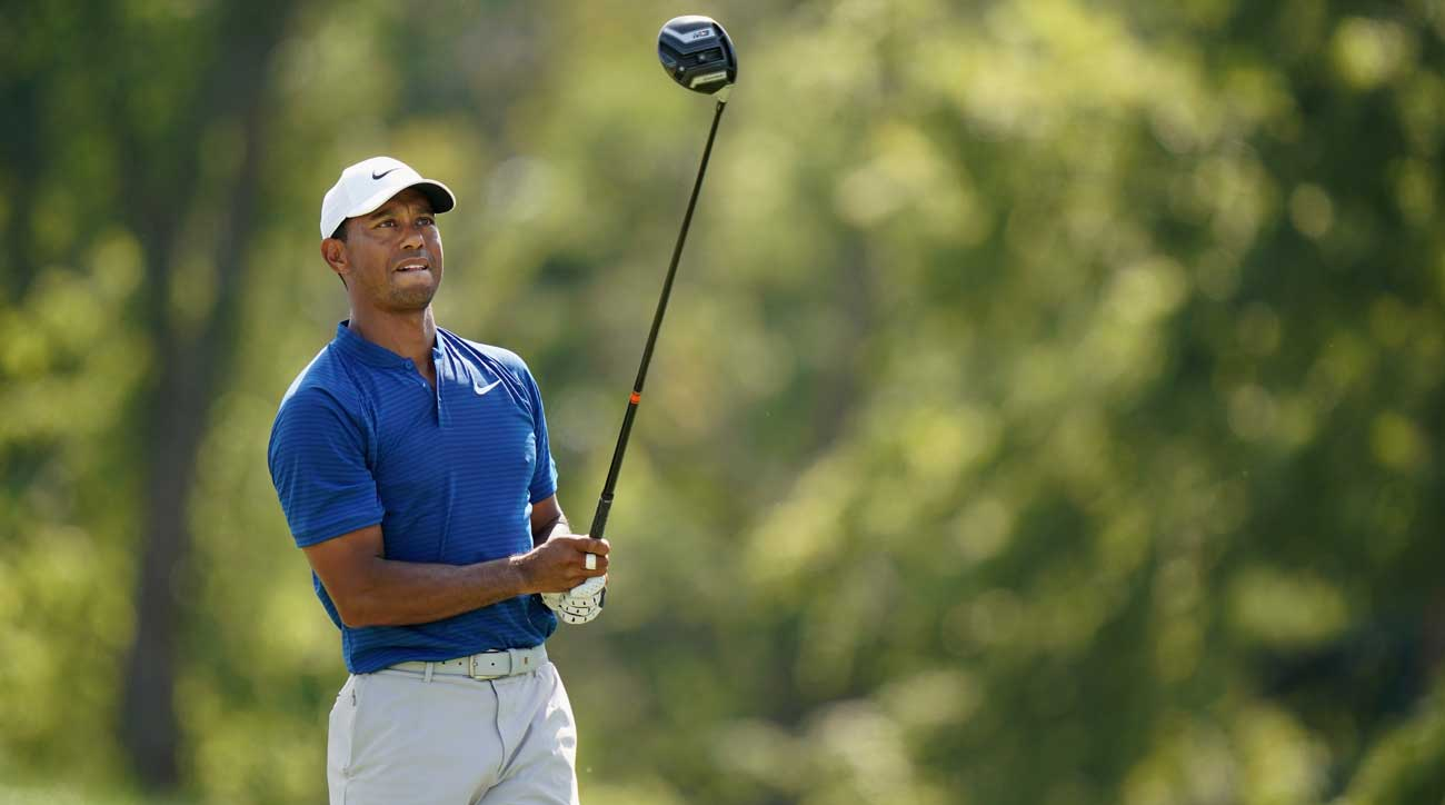Tiger wakes up the echoes with best major final round