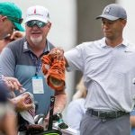 Tiger Woods driver, Northern Trust 2018