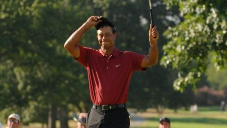 PGA Championship, Tiger Woods