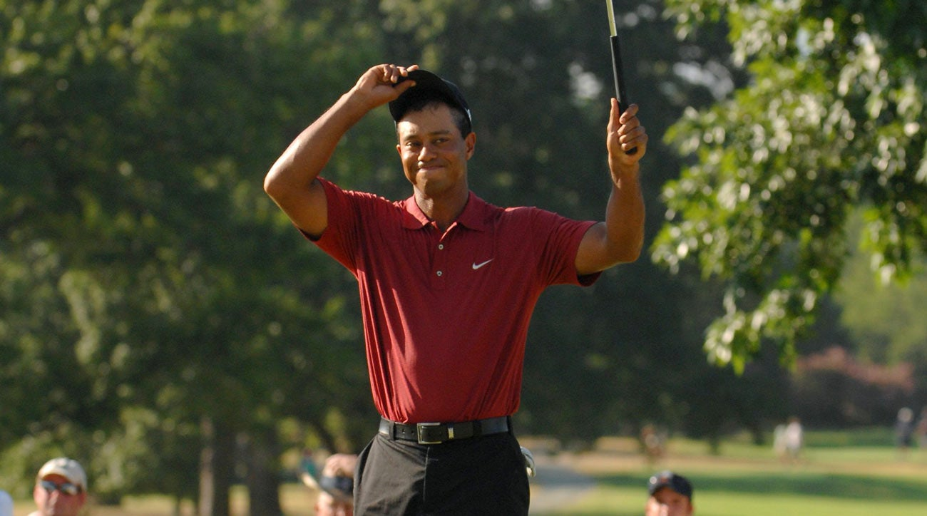 can tiger woods make 100th pga championship one to