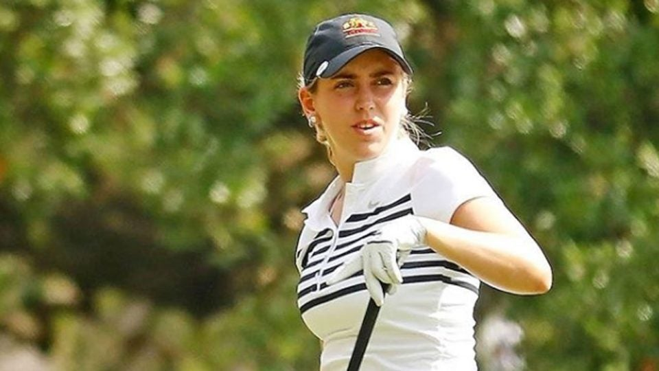 9127ae04b7 We are destroyed': Chilling details in golfer's murder leave family ...