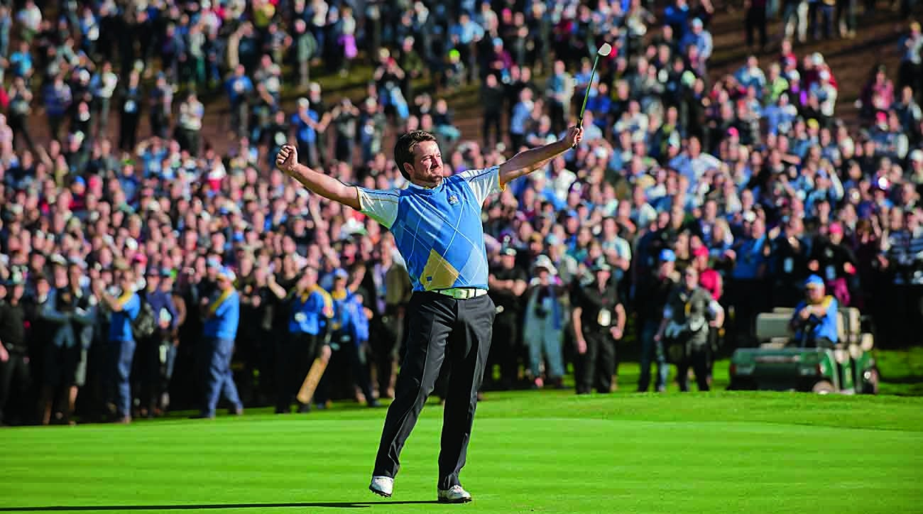 Ryder Cup 2010 - Singles Matches, Graeme McDowell