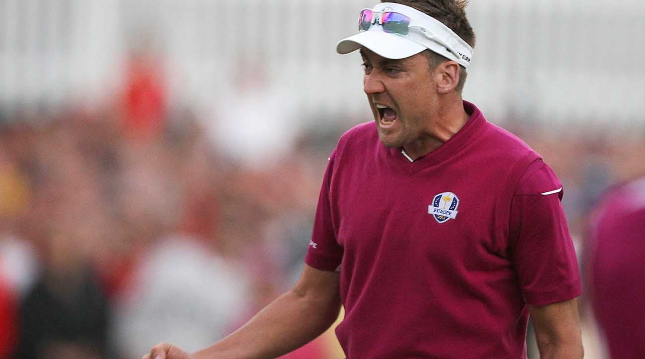 Ian Poulter, 2012 Ryder Cup