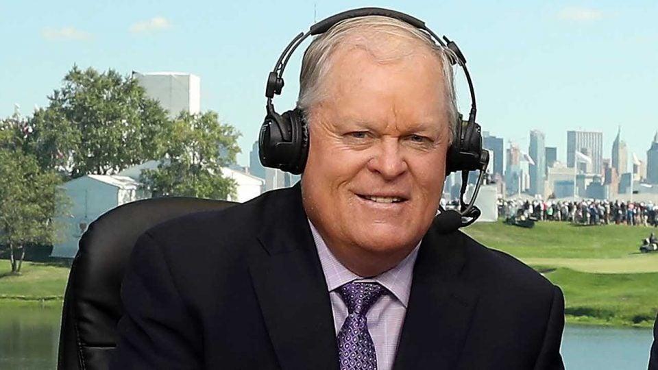 Johnny Miller, NBC Golf
