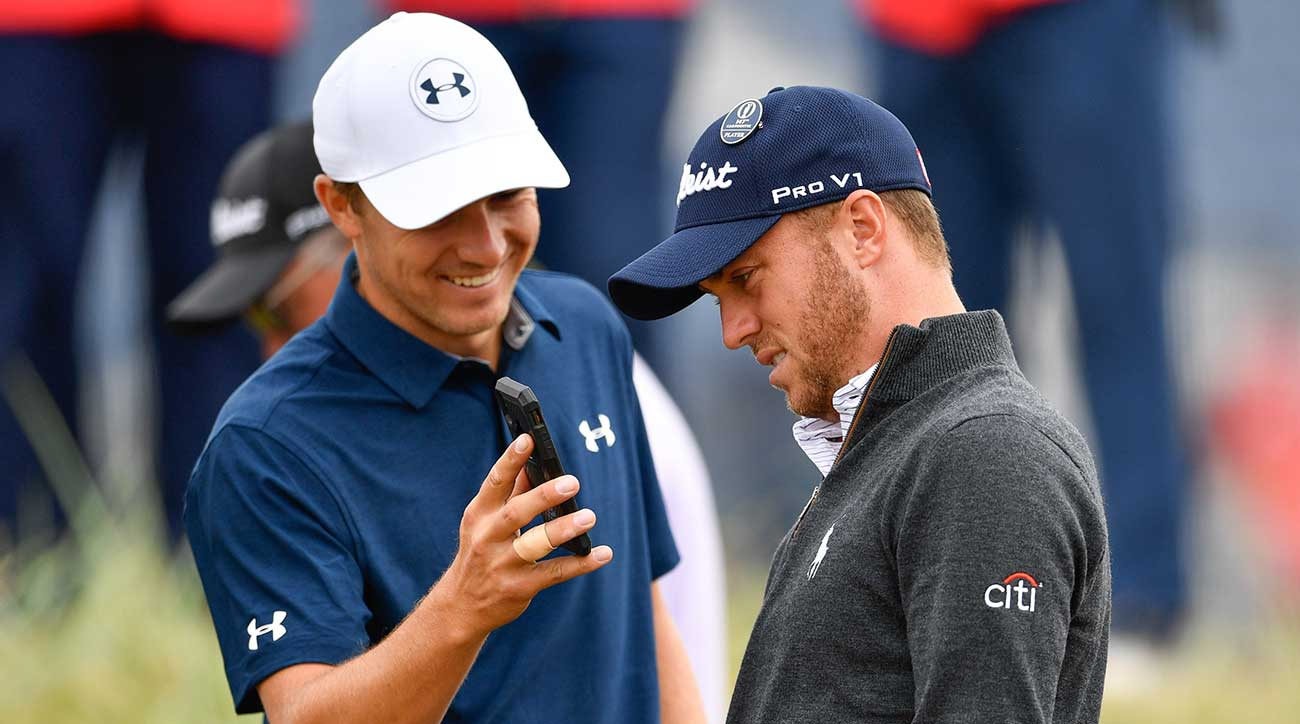 Jordan Spieth and Justin Thomas have combined for four major titles.