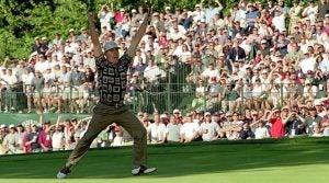 Justin Leonard, 1999 Ryder Cup, Brookline
